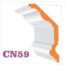 Cornisa CN59F